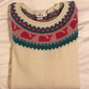 Vineyard Vines Women's Whale Isle Sweater